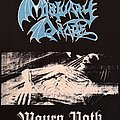 Mortuary Drape - Mourn path Shirt