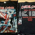 Cannibal Corpse - TOTM Full Of Hate Tour Shirt 1993