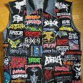 First Battle vest! (back unfinished)