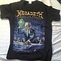 Megadeth - TShirt or Longsleeve - Megadeth- Rust in Peace 20th anniverssary