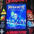 My first battle jacket ! (thrash bands)