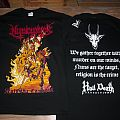 "NunSlaughter ""Raid the Convent"" T-shirt"