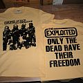"Exploited, the ""Attack/Alternative"" TShirt or Longsleeve"
