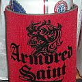 Other Collectable - Armored Saint drink koozie, can cooler/holder