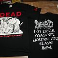 "Dead ""Slaves of Abysmal Perversity"" T-shirt"