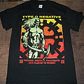 "TYPE O NEGATIVE ""Provide. Protect. Procreate."" T-shirt"