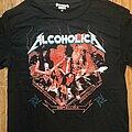 Metallica - TShirt or Longsleeve - ALCOHOLICA Metallica Tribute T-shirt