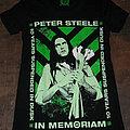 "Type O Negative - TShirt or Longsleeve - PETER STEELE ""In Memoriam"" T-shirt"