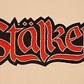 Stalker - Patch - Stälker - woven logo patch
