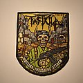 Fastkill - Nuclear Thrashing Attack woven patch