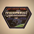 Agent Steel - Mad Locust Rising Woven patch