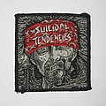 Suicidal Tendencies - Join the Army Woven patch