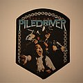 Piledriver - Patch - Piledriver - Stay Ugly woven patch