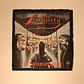 Artillery - By Inheritance woven patch