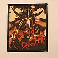 Living Death - Metal Revolution woven patch