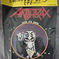 Anthrax - Now It's Dark Backpatch