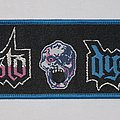 Mysto Dysto - Woven Strip patch