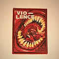 Vio-Lence - Eternal Nightmare Woven patch