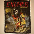Exumer - Rising from Sea Woven patch