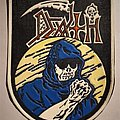 Death - Leprosy Rubber patch
