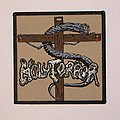 Holy Terror - Terror and Submission Woven patch