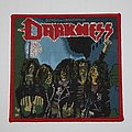 Darkness - Patch - Darkness - Death Squad Woven patch