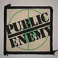 Public Enemy - Patch - Public Enemy - Printed logo patch