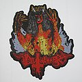 Deathhammer - Patch - Deathhammer - Onward to the Pits Woven patch