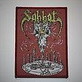 Sabbat (JPN) - Patch - Sabbath - Woven patch