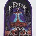 Messiah - Patch - Messiah - Choir of Horrors Woven patch