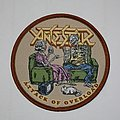 Ancestor - Patch - Ancestor - Attack of the Overload Woven patch