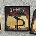 Holy Terror - Patch - Holy Terror - Terror and Submission Weoven patch