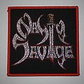Nasty Savage - Patch - Nasty Savage - Logo woven patch