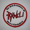 Pyöveli - Patch - Pyöveli - The New Renaissance of Speed & Thrash Metal Embroidered patch
