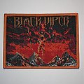 Black Viper - Patch - Black Viper - Hellions of Fire Woven patch