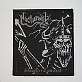Nocturnal - Slaughter Command Woven patch