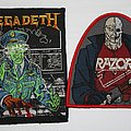 Megadeth - Patch - Patches for KleptoSkuld
