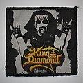 King Diamond - Patch - King Diamond - Abigail Woven patch