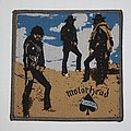 Motörhead - Ace of Spades Woven patch