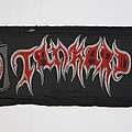 Tankard - Space Beer Superstrip woven patch