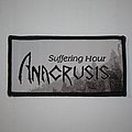 Anacrusis - Patch - Anacrusis - Suffering Hour Woven patch