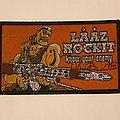 Lääz Rockit - Know Your Enemy Woven patch