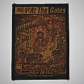 At The Gates - Patch - At the Gates - Slaughter of the Soul Woven patch