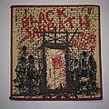Black Sabbath - Mob Rules Woven patch