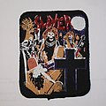 Slayer -  Live Undead Printed patch