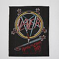Slayer - Patch - Slayer - Haunting the Chapel Woven patch