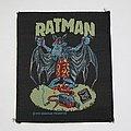 Risk - Ratman Woven patch