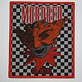 Mordred - Fool's Game Woven patch