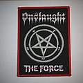 Onslaught - The Force Woven patch