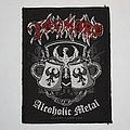 Tankard - Alcoholic Metal Woven patch